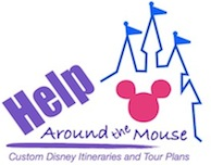 CustomDisney Itineraries and Tour Plans
